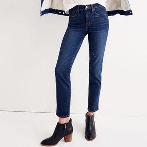 Madewell Slim Straight Tall Jeans William 26T